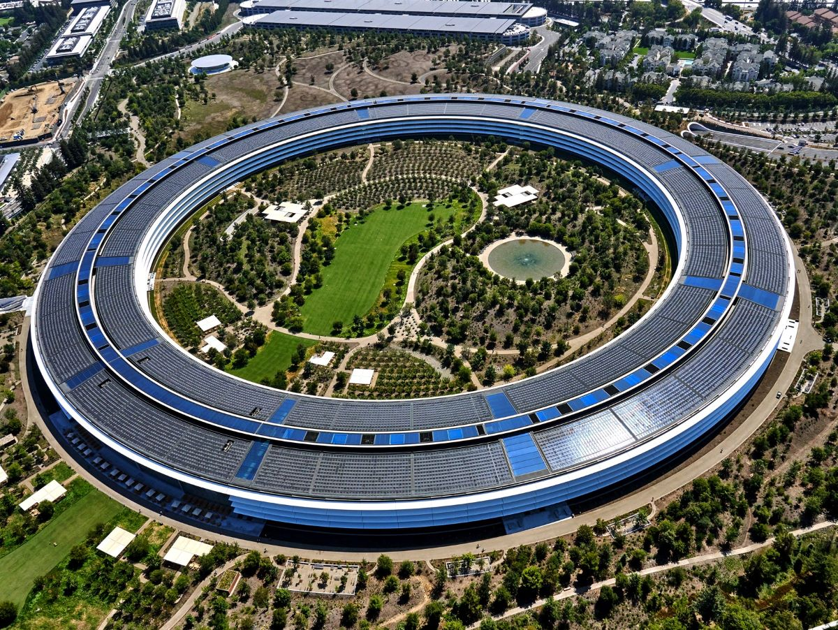 apple park silicon valley